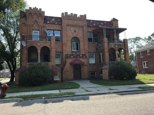 15388 Appoline St Unit#, Detroit, MI 48227 (MLS #R218101969) :: The Toth Team