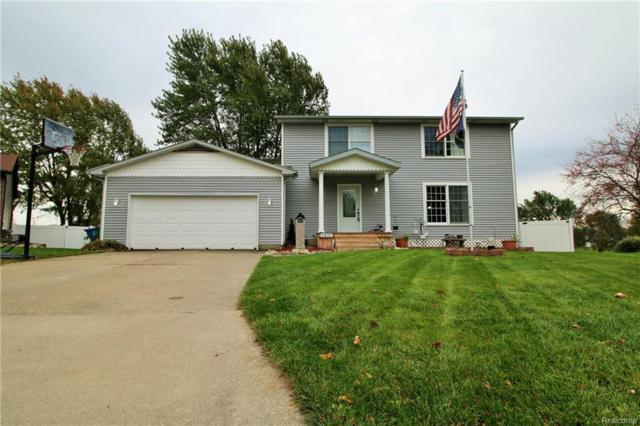 1402 Bluffview Ln, Grand Blanc, MI 48439 (MLS #R218102319) :: The Toth Team