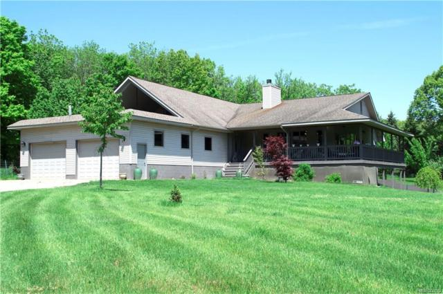 6274 Washburn Rd, Goodrich, MI 48438 (MLS #R218102787) :: The Toth Team