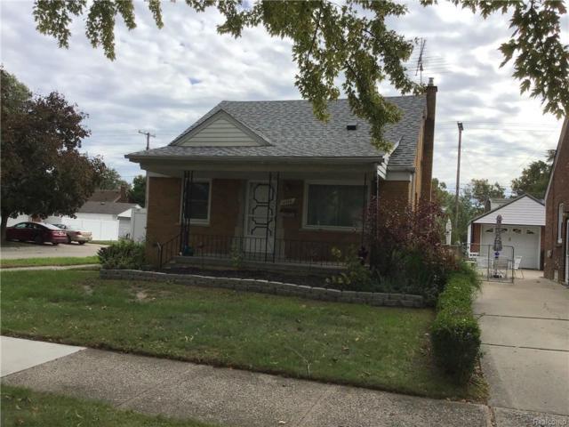 13415 Birrell St, Southgate, MI 48195 (MLS #R218102799) :: Keller Williams Ann Arbor