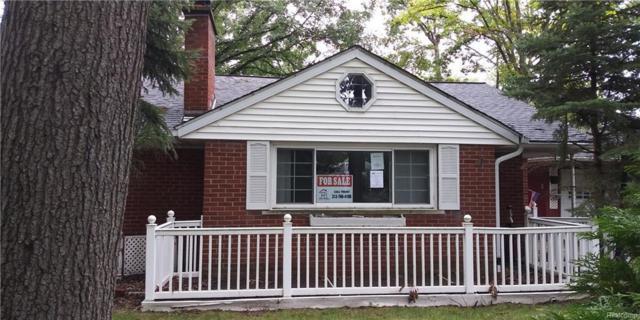 678 N Hagadorn St, South Lyon, MI 48178 (MLS #R218102844) :: Keller Williams Ann Arbor