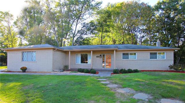 33133 Hopecrest Crt, Farmington Hills, MI 48336 (MLS #R218103193) :: Keller Williams Ann Arbor