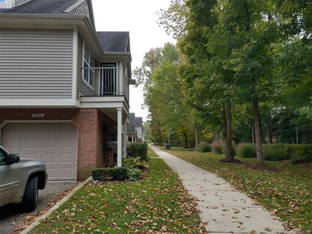 49215 W Woods Dr, Shelby, MI 48317 (MLS #R218103241) :: The Toth Team