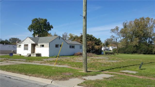 28426 Michigan Ave, Inkster, MI 48141 (MLS #R218103290) :: Keller Williams Ann Arbor