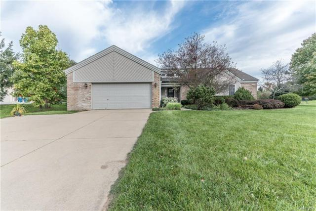 1608 Mallard Cove Dr, Ann Arbor, MI 48108 (MLS #R218103312) :: Keller Williams Ann Arbor