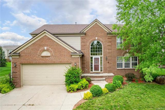 4726 Shoreview Dr, Canton, MI 48188 (MLS #R218103354) :: The Toth Team
