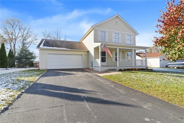 665 Jessica Cir, Fowlerville, MI 48836 (MLS #R218104744) :: Berkshire Hathaway HomeServices Snyder & Company, Realtors®