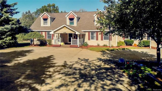 12900 Bohne Rd, Grass Lake, MI 49240 (MLS #R218105172) :: Berkshire Hathaway HomeServices Snyder & Company, Realtors®