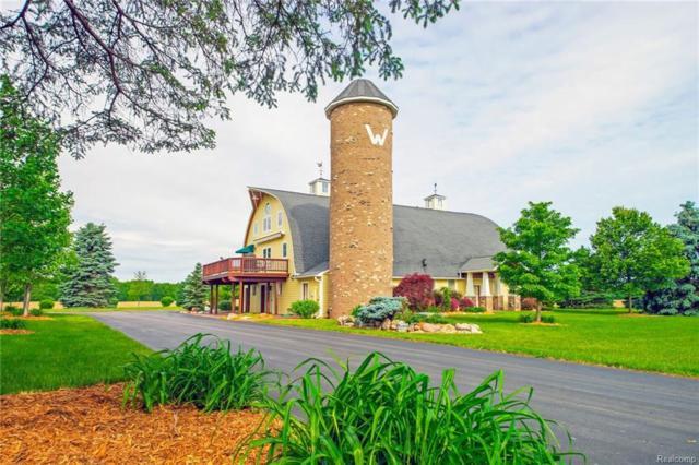 18850 S Kane Rd, Stockbridge, MI 49285 (MLS #R218105995) :: Berkshire Hathaway HomeServices Snyder & Company, Realtors®