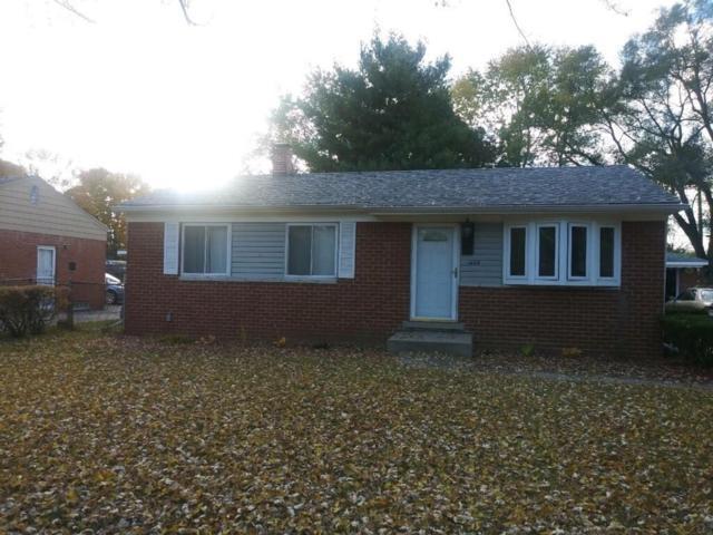 1429 Ridge Rd, Ypsilanti, MI 48198 (MLS #R218107452) :: Berkshire Hathaway HomeServices Snyder & Company, Realtors®