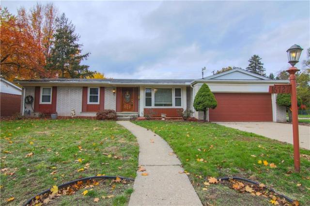 16727 Farmington Rd, Livonia, MI 48154 (MLS #R218108583) :: Berkshire Hathaway HomeServices Snyder & Company, Realtors®