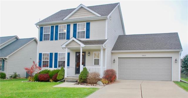 3463 Amber Oaks Dr, Howell, MI 48855 (MLS #R218109300) :: Berkshire Hathaway HomeServices Snyder & Company, Realtors®