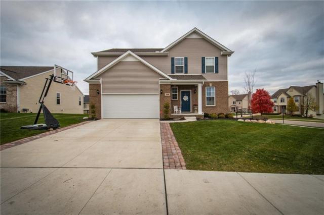 1208 Douglas Fir Drive, Howell, MI 48843 (MLS #R218109638) :: Berkshire Hathaway HomeServices Snyder & Company, Realtors®