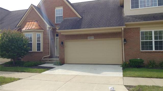 48643 Stonebriar Dr Unit#, Canton, MI 48188 (MLS #R218110425) :: Berkshire Hathaway HomeServices Snyder & Company, Realtors®
