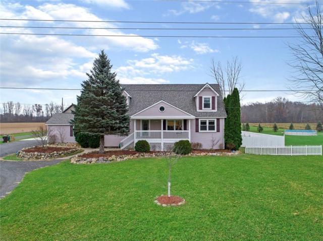 16443 Sumpter Rd, Van Buren, MI 48111 (MLS #R218111124) :: Berkshire Hathaway HomeServices Snyder & Company, Realtors®