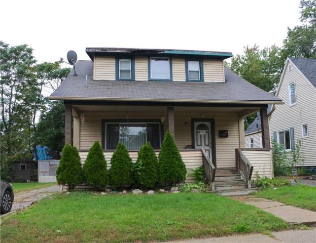 17 Putnam Ave, Pontiac, MI 48342 (MLS #R218111530) :: Berkshire Hathaway HomeServices Snyder & Company, Realtors®