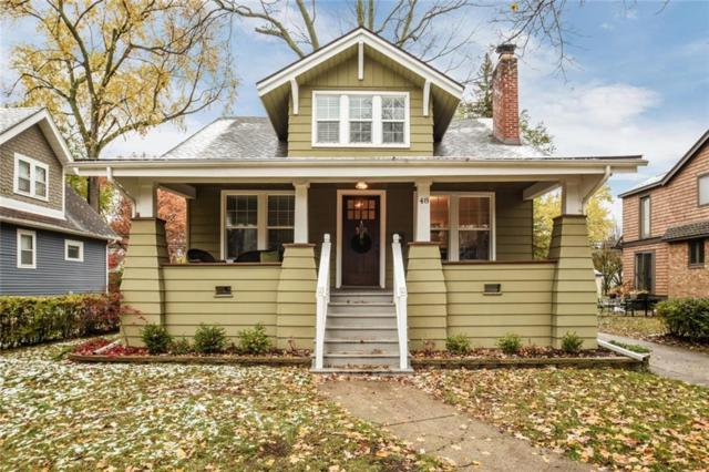 48 Fairwood Blvd, Pleasant Ridge, MI 48069 (MLS #R218111577) :: Berkshire Hathaway HomeServices Snyder & Company, Realtors®