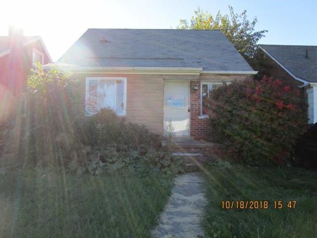 7437 Braile St, Detroit, MI 48228 (MLS #R218114648) :: Keller Williams Ann Arbor