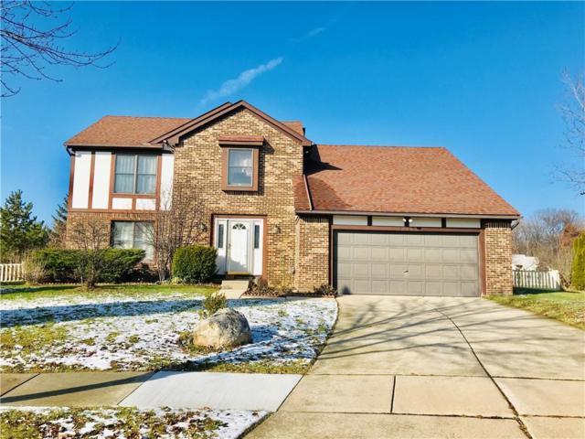 2529 Mallard Crt, Ann Arbor, MI 48105 (MLS #R218116135) :: Berkshire Hathaway HomeServices Snyder & Company, Realtors®