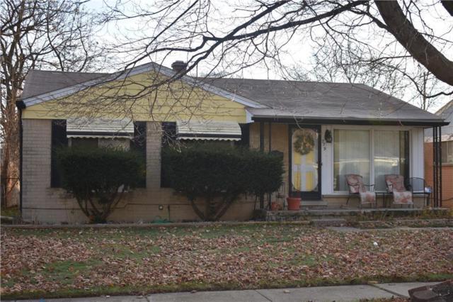 779 Fox Ave, Ypsilanti, MI 48198 (MLS #R218116806) :: Keller Williams Ann Arbor