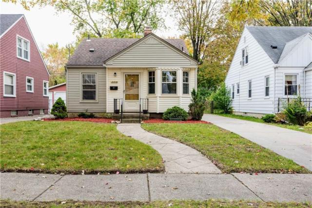 21719 Olmstead St, Dearborn, MI 48124 (MLS #R218116917) :: Berkshire Hathaway HomeServices Snyder & Company, Realtors®