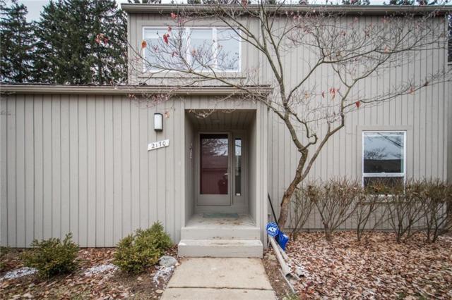 2170 Overlook Crt, Ann Arbor, MI 48103 (MLS #R218117604) :: Berkshire Hathaway HomeServices Snyder & Company, Realtors®