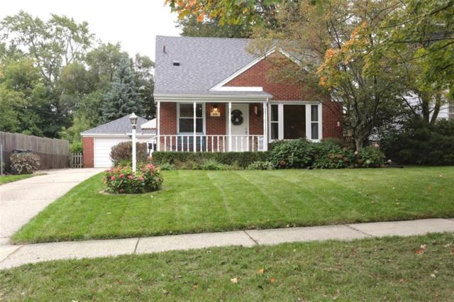 509 W Houstonia Ave, Royal Oak, MI 48073 (MLS #R218118120) :: Berkshire Hathaway HomeServices Snyder & Company, Realtors®