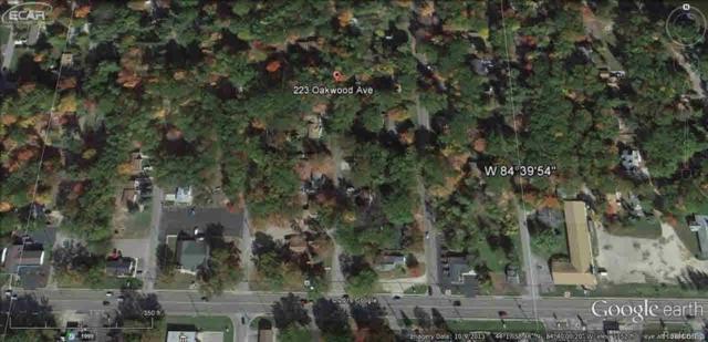 223 Oakwood Ave, Houghton Lake, MI 48651 (MLS #R219005871) :: Berkshire Hathaway HomeServices Snyder & Company, Realtors®