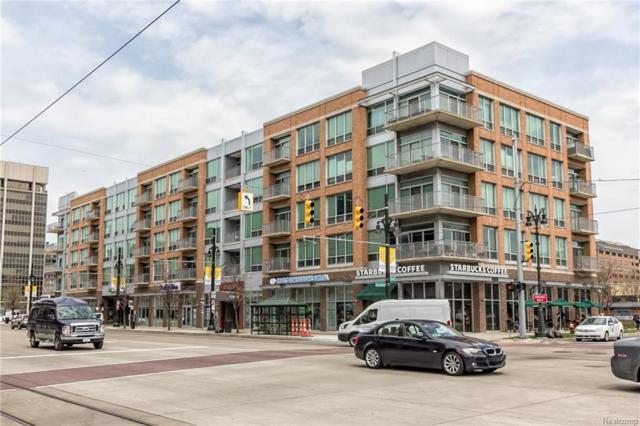 3670 Woodward Ave, Detroit, MI 48201 (MLS #R219005879) :: Berkshire Hathaway HomeServices Snyder & Company, Realtors®