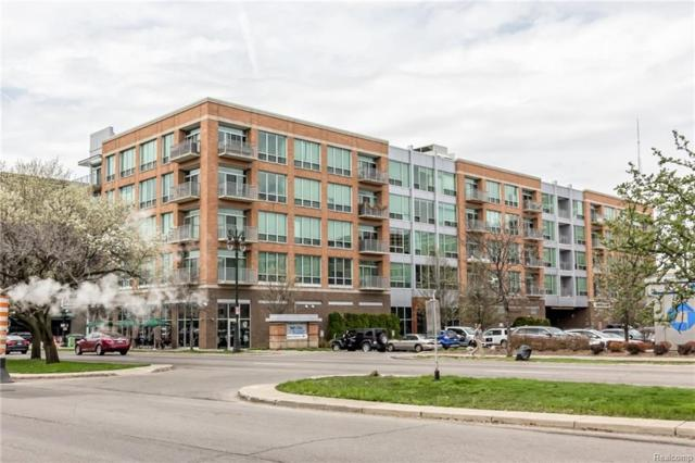 3670 Woodward Ave, Detroit, MI 48201 (MLS #R219005880) :: Berkshire Hathaway HomeServices Snyder & Company, Realtors®