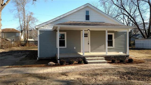 842 Allen Rd, Ypsilanti, MI 48198 (MLS #R219006262) :: Keller Williams Ann Arbor
