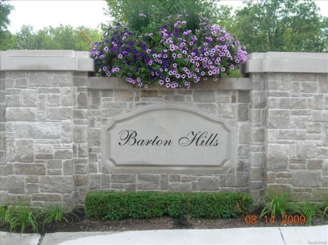 160 Bridgeview Dr, Bloomfield Hills, MI 48304 (MLS #R219007292) :: The Toth Team