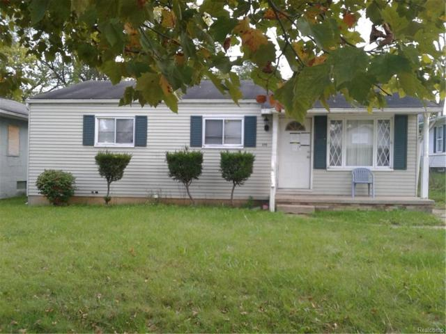 495 Madison St, Ypsilanti, MI 48197 (MLS #R219007573) :: Keller Williams Ann Arbor