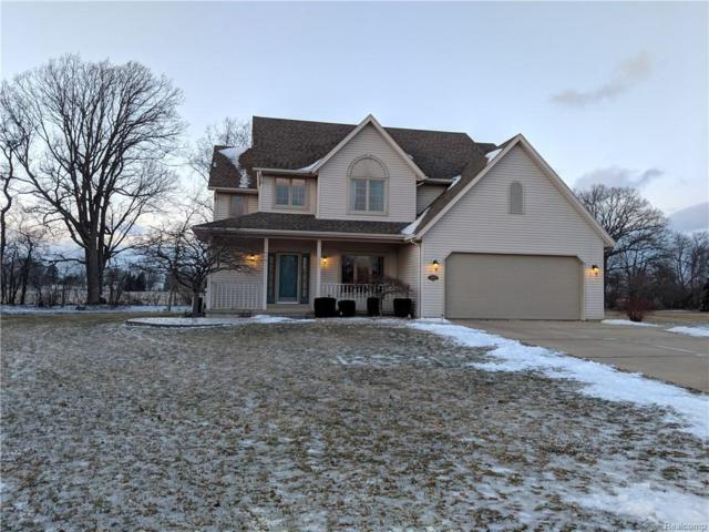 4095 West Wind Cir, Newport, MI 48166 (MLS #R219013000) :: The Toth Team
