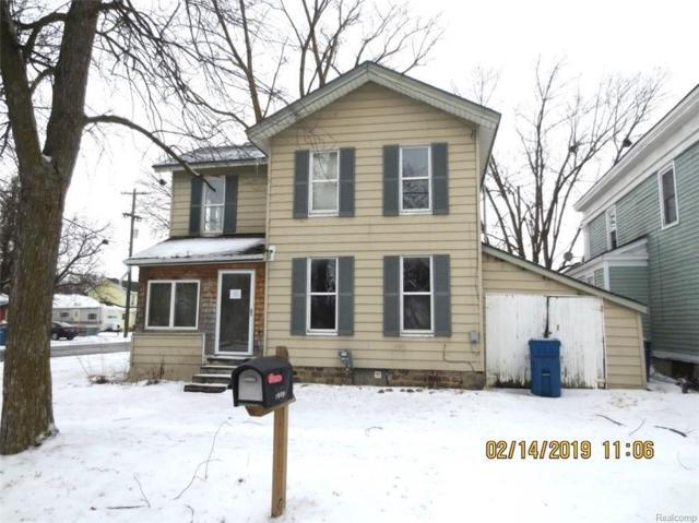 132 W Church St, Clinton, MI 49236 (MLS #R219013337) :: Keller Williams Ann Arbor