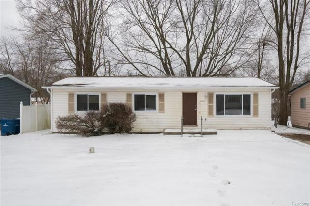 5105 Allingham Dr, White Lake, MI 48383 (MLS #R219013442) :: The Toth Team
