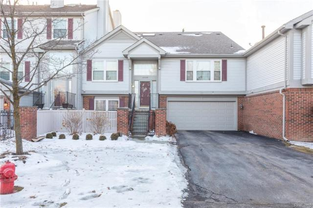 49409 Plymouth Way, Plymouth, MI 48170 (MLS #R219013686) :: The Toth Team
