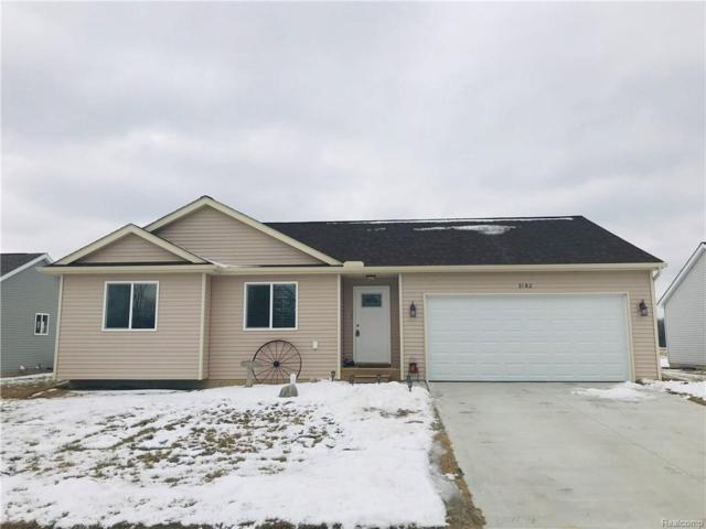 3182 Dahlia Dr, Burton, MI 48519 (MLS #R219013741) :: Keller Williams Ann Arbor