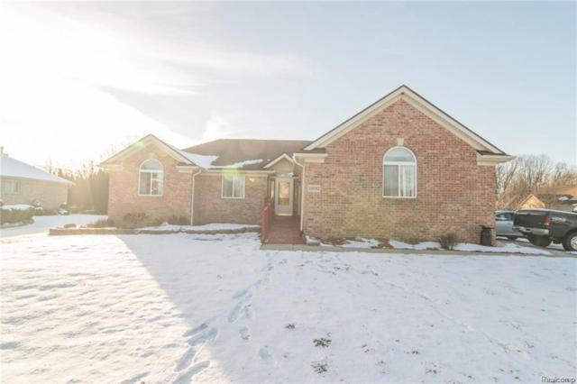 20092 Candace Dr, Rockwood, MI 48173 (MLS #R219013917) :: The Toth Team