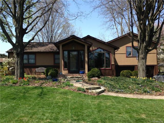 3412 Golfside Rd, Ypsilanti, MI 48197 (MLS #R219015886) :: The Toth Team