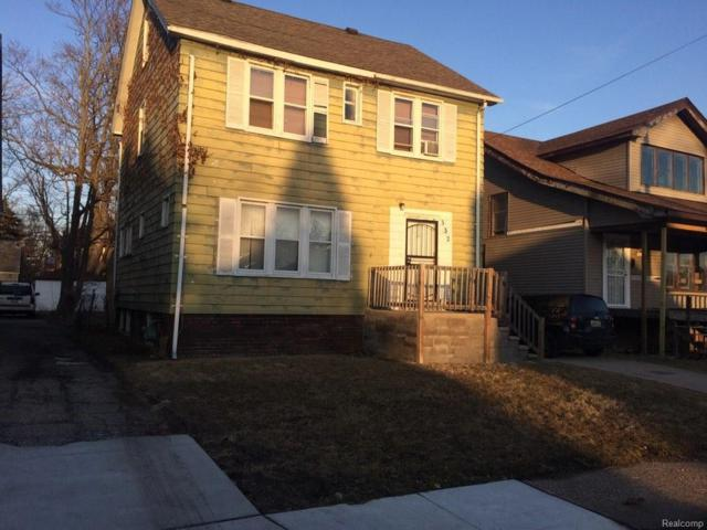 332 Newport St, Detroit, MI 48215 (MLS #R219022524) :: Berkshire Hathaway HomeServices Snyder & Company, Realtors®