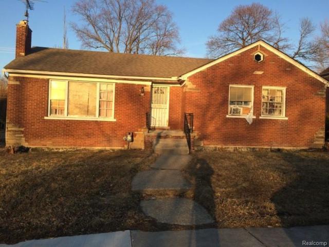 390 Newport St, Detroit, MI 48215 (MLS #R219022530) :: Berkshire Hathaway HomeServices Snyder & Company, Realtors®
