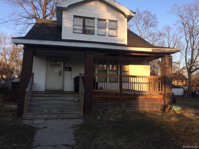 350 Newport St, Detroit, MI 48215 (MLS #R219022533) :: Berkshire Hathaway HomeServices Snyder & Company, Realtors®
