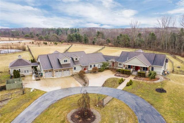 102 Turner Rd, Williamston, MI 48895 (MLS #R219023190) :: Berkshire Hathaway HomeServices Snyder & Company, Realtors®