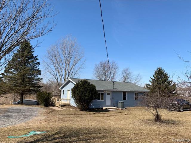 2296 E Dexter Trl, Dansville, MI 48819 (MLS #R219025789) :: Berkshire Hathaway HomeServices Snyder & Company, Realtors®