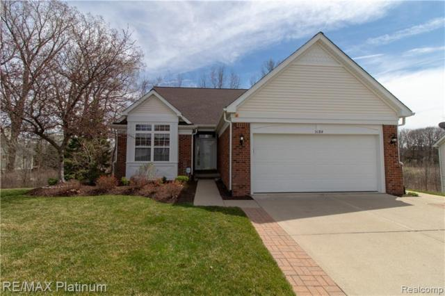5184 Pentwater Dr, Howell, MI 48843 (MLS #R219028153) :: The Toth Team