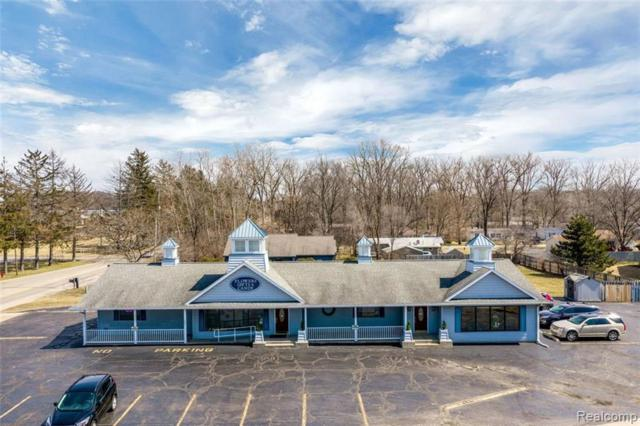 1055 Laurence Ave, Jackson, MI 49202 (MLS #R219029693) :: The Toth Team