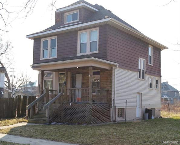 67 W Buena Vista St, Highland Park, MI 48203 (MLS #R219030280) :: The Toth Team