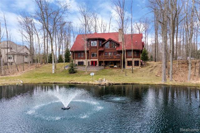 7766 Hidden Ridge Ln, Northville, MI 48168 (MLS #R219032092) :: Berkshire Hathaway HomeServices Snyder & Company, Realtors®