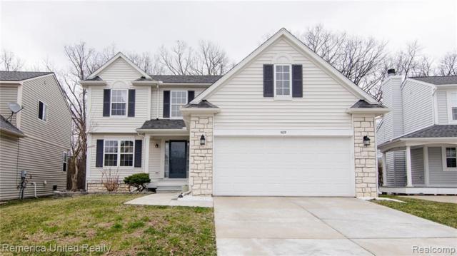 1629 Scio Rdg, Ann Arbor, MI 48103 (MLS #R219032864) :: Berkshire Hathaway HomeServices Snyder & Company, Realtors®